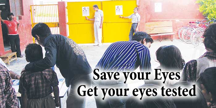 Save Your Eyes, Get Your Eyes Tested – Avoid Blindness