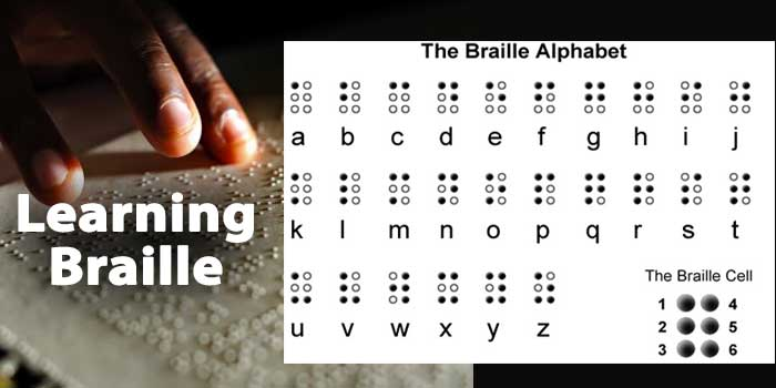 Learning Braille – Support visually impaired